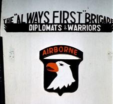Vietnam, Military, 101st Airborne Div