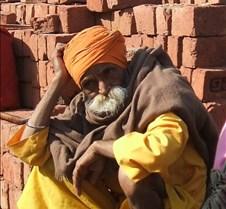 India - old guy