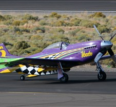 #5 Voodoo  North American P-51