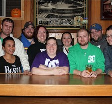DCTC2 Staffers at Joe's Bar