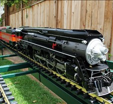 Bill Turkel's GS-4 SP Daylight Loco