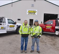Sparky's BK Towing