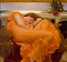 051Flaming June-Frederic Leighton-1895-M