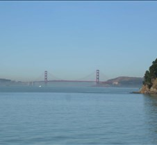 Golden Gate Bridge from North