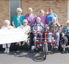 GRV bike donation 3