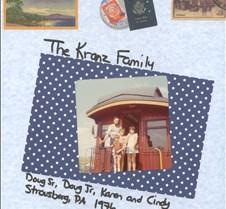 The Kranz Family 1976
