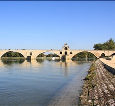 Bridge To Nowhere, Avignon France