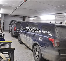 police garage