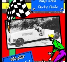 Soap Box Derby Dude 3