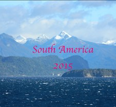 SoAmerica15 On April 10 we took a 17 day tour of Chile, Argentina, and Brazil with Grand Circle Tours.  In Chile we visited a winery, a rodeo, climbed the Virgin Mary hill in Santiago, street art of Valparaiso, and the Calbuco volcano in Puerto Varas 4 days before it