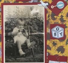 Baby Boy Doug 1943