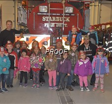 Ghes group at fire hall
