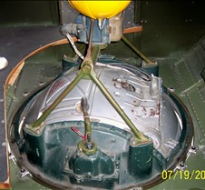 B-17 Ball Turret hatch