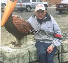 earl erickson pelican statue