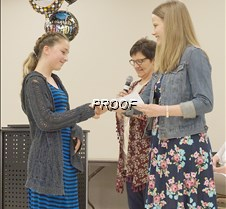 Sixth grade diplomas