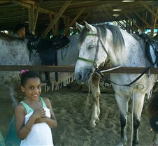 Dorie with horse 2