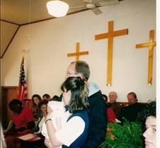 Evelyn's Christening 2002 001