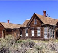 Bodie  Ranger's Residence