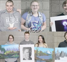 MAHS visual art festival