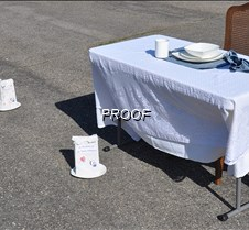Relay for life-table setting