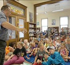 Rob Reid and kids