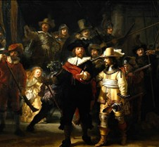 493The Night Watch - Rembrandt - 1642-Ri