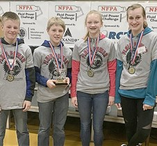 NFPA competition team 1