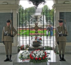 Tomb of the Unknown Soldier, Warsaw