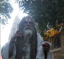 India - sadhu