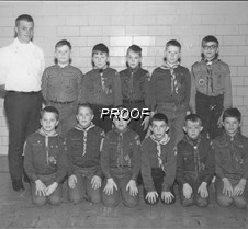 Remember When - Cub Scouts