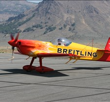 David Martin & His Breitling CAP 232
