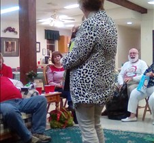 Sunday School Christmas Party 2015 Christmas at Glen Leaf Mobile Home Community