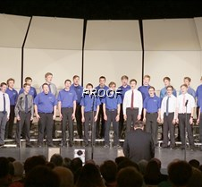 Men's choir