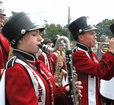 Band horns