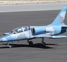 #104  Sal Rubino in a L-39 Jet