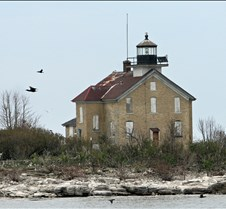 Pilot Island Lighthouse