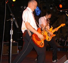 007 rocking guitarists