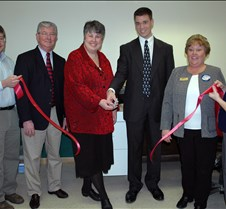 ARS Ribbon cut