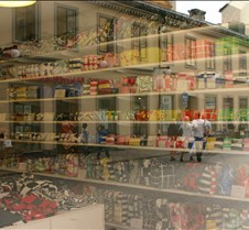 Stockholm window shop