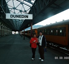Dunedi Train Station