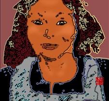 Creole portrait