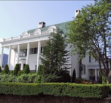 Alaska Governors Mansion