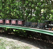 Rick Parker's Desperados Ruby Train