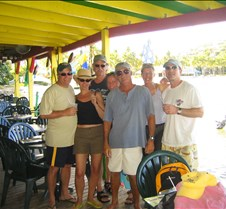 Our sailing crew w/Capt Jake