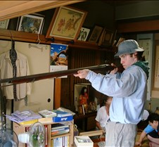 Japanese musket