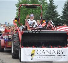 Villard parade