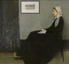 Whistlers Mother - James Abbott McNeill