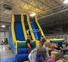Boo Bash slide