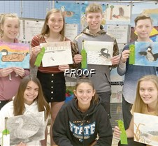 Art Duck Stamp winners