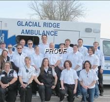 Glacial Ridge EMS week